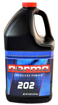 Norma 0670 202 Smokeless Powder 8 Lb Canister