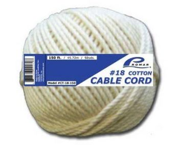 American-Maple-Cotton-Twine-2Oz-Size-18-Pack-of-12 A18