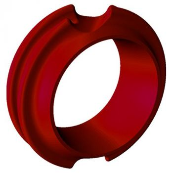 G5-Peep-Hunter-Large-1/4In G5140-RED