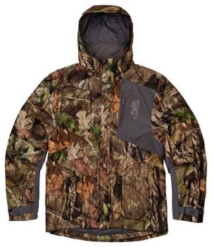 Browning Hells Canyon Btu Parka Mossy Oak Country Camo Large