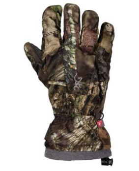 Browning Btu-Wd Gloves Mossy Oak Country Camo Waterproof Large