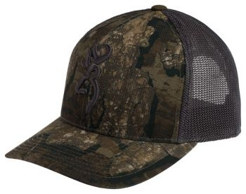 Browning Cap Cupped Up Realtree Timber