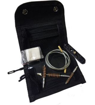 Remington Field Cleaning Kit Rifle W/Cable & Accessories