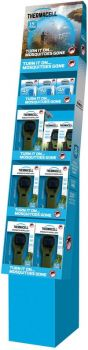 Thermacell Repellent Display Fishing & Tackle Shop Display